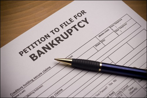 Creditor Bankruptcy